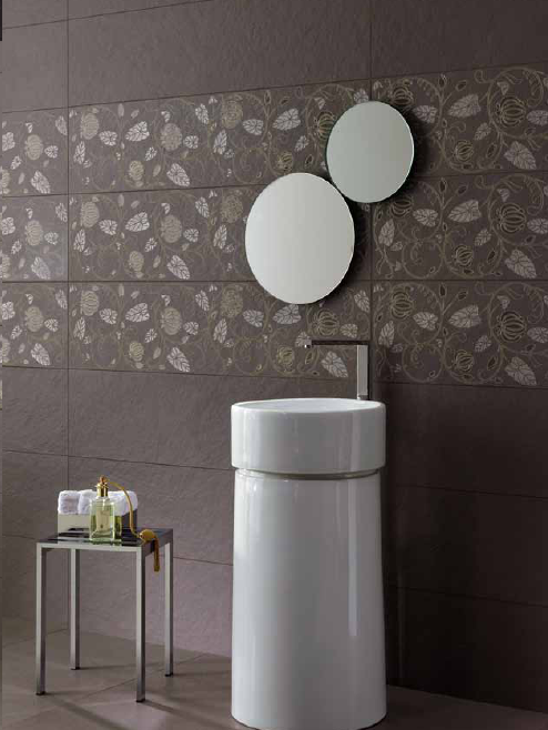 Ceramic Stone and technology combined in a mix of nature and design, a combination of material and aesthetics to personalize spaces. A fusion of style and contemporary evolution.A unique collection, available in the large formats, 60x120 & 30x120