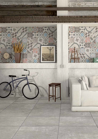 Carociment Ceramic collection is characterized by a good sense of style and you can adjust it for various interiors. It's a perfect mix of elegance, solidity and good resistance to different factors.