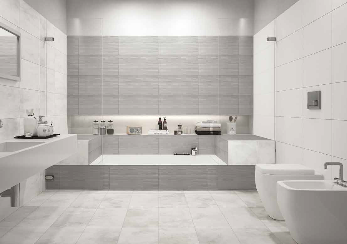 Scratch Ceramic is a modern cement effect tiles, which enables you to renovate your home or workplace in a contemporary way.